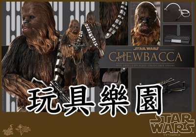 CHEWBACCA MMS262 1:6 全新現貨 hottoys star wars A NEW HOPE
