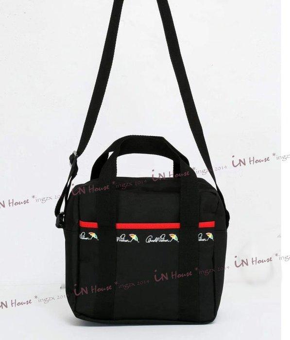 IN House* 現貨 日本雜誌附錄 Arnold Palmer 雨傘牌 斜背包 側背包 單肩包 托特包 兩用 手提袋