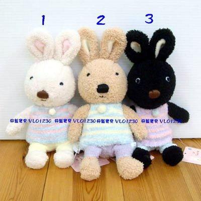 *丹藍寶貝*日本進口 Le Surce<法國兔>超可愛玩偶(Baby款)