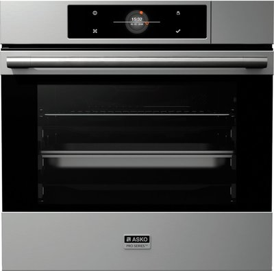 魔法廚房 瑞典ASKO賽寧OCS8693S 蒸烤箱 蒸烤爐 AquaClean輔助清潔功能 除鏽