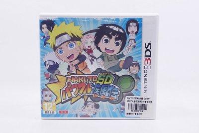 【橙市青蘋果】3DS:火影忍者DS力量全開疾風傳 日文台版 #17483