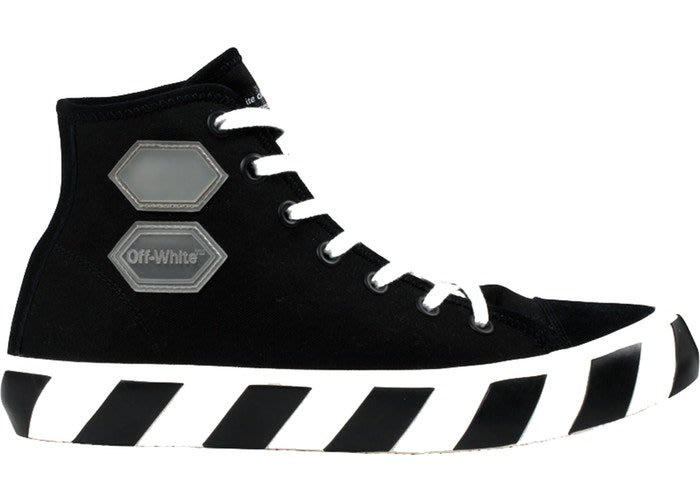 【紐約范特西】預購 Off-White Vulcanized Hi  高筒