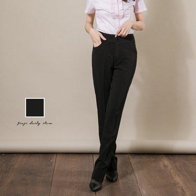 修身顯瘦直筒OL上班面試制服/女孩 窄版西裝褲《SEZOO襯衫殿 高雄店家》058000932