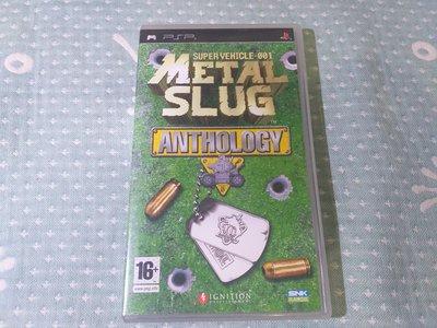 格里菲樂園 ~ PSP METAL SLUG  ANTHOLOGY 越南大戰 合集 英文版