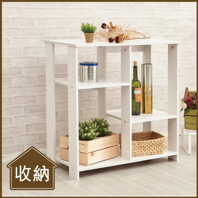 廚房 客廳 玄關【居家大師】BCF41 簡約收納置物架/廚房收納櫃/置物櫃/收納架/置物架