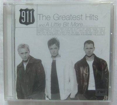 ◎1999-911合唱團-The Greatest Hits And A Little Bit More-青春紀錄全精選