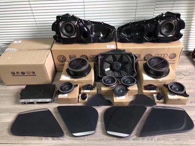 Audi 奧迪 A6 原廠BOSE 音響系統 台中 巨博專業汽車影音
