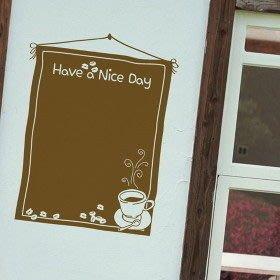 小妮子的家@好日子黑板壁貼/牆貼/玻璃貼/汽車貼/磁磚貼/家具貼