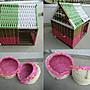 特價寵物房 狗窩 貓窩 蒲草編保暖屋 可拆洗兩用戶外寵物用品