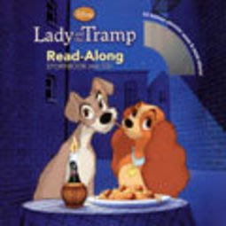 *小貝比的家*LADY AND TRAMP (小姐與流氓)/書+CD