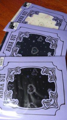 日本原裝Anna Sui三色愛心褲襪~賣場Anna Sui均一價450