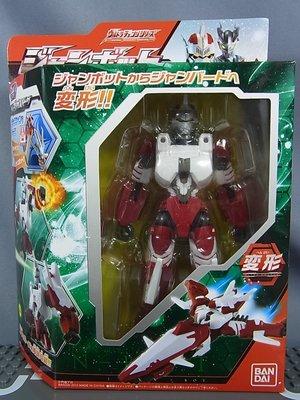 盒損特價 BANDAI 超人力霸王 吉恩博特 極限變形可動 超能鹹蛋超人 JEAN-BOT 傑洛 ZERO