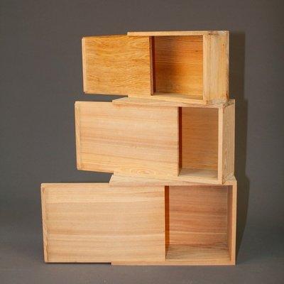 千年檜木收藏木盒(大)