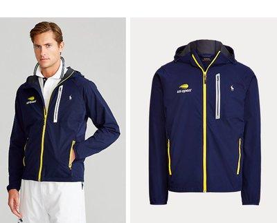 Ralph Lauren US Open Packable Water-Repellent Jacket