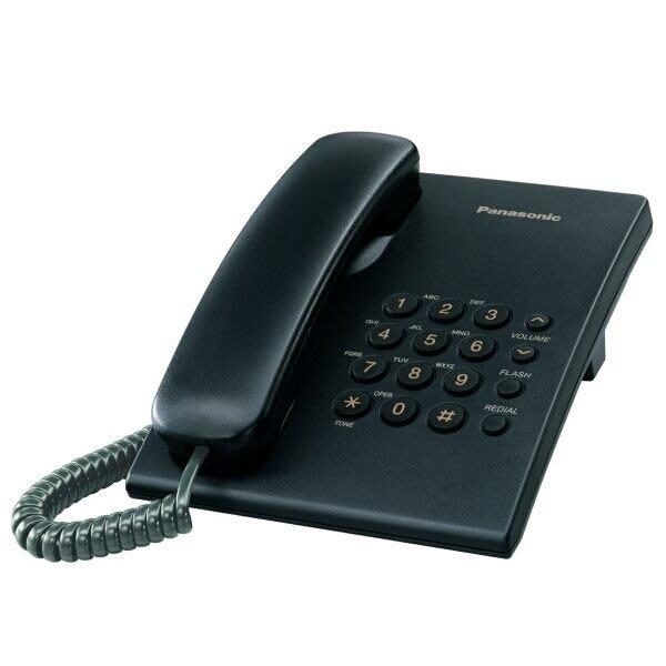 ✿國際電通✿【保固一年】國際牌 Panasonic KX-TS500 / KX-TS500MX (黑/白) 有線電話批發