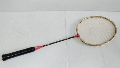 【寶來塢】SPALDING 斯伯丁 羽球拍 羽毛球拍 RESPONSE TWIN TAPER SHAFT 90克 八成新