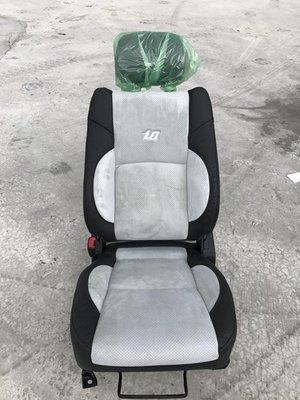 @中華三菱MITSUBISHI@LANCER~iO~全新原廠~左前(駕駛座)座椅~藍黑色+几皮