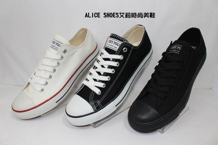 ALICE SHOES艾莉易購網易購網  流行不敗基本帆布鞋@14007@ 新品 促銷優惠中