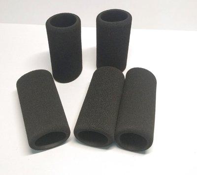 CO2 16G 鋼瓶防凍套 海綿套黑色(圖示僅供參考,單價為一個價格)