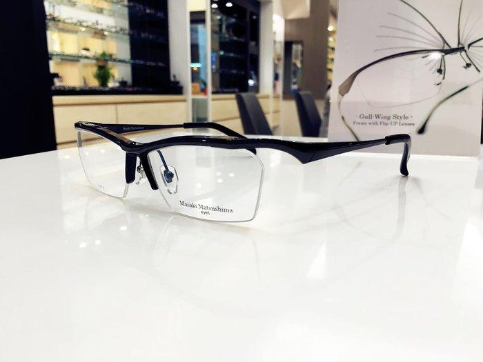Masaki Matsushima 鈦金屬鏡框 現代簡約風格 日本眼鏡時尚大獎的肯定 松島正樹 MF-1193