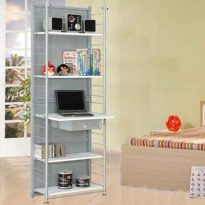 巴塞隆納家具─SD60伸縮屏風電腦桌架置物架 ※可橫向無限延伸擴充※