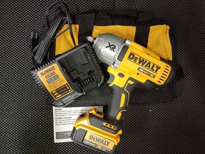 免運【巷內工具】全新 美國製造 得偉 DEWALT DCF899HB 18V 20V 無刷 強力型 衝擊扳手 電動扳手