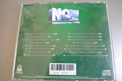 CD ~NOW THAT'S WHAT I CALL MUSIC ~1995 EMI 07243-8346942
