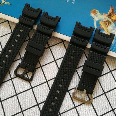 Cigade電子專營 Sport樹脂橡膠錶帶替換卡西歐SGW100系列男手錶帶3157 SGW-100