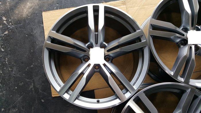 19吋BMW鋁圈含新胎M版E90.F01.F02.F06.F07.F10.F11.F34.F36.X1.X3.X4.X5