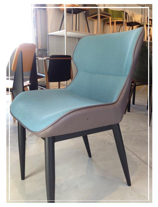 [ 椅子王 ]--- 巴里特餐椅 《新品上市》