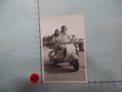 老機車,,偉士牌,摩托車,古董黑白,照片,相片8