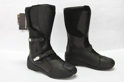 梁記零配件小舖  bmw-GRAVEL EVO GORE-TEX 騎士靴