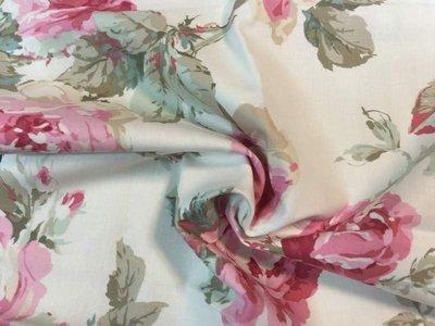 【傑美屋-縫紉之家】日本棉布配色小布塊-花系列#j301103證書班必備