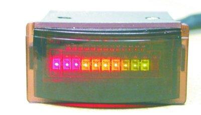 防水型 Battery Display 電量表 電瓶電量顯示器 24v 重複載專用