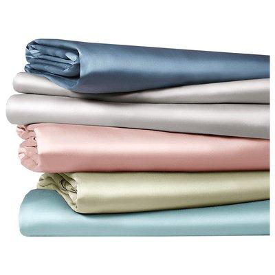 淘趣雜貨店/60支萊賽爾天絲雙人被罩150x200單人純色200x230夏季冰絲被套單件(型號不同價格不同)