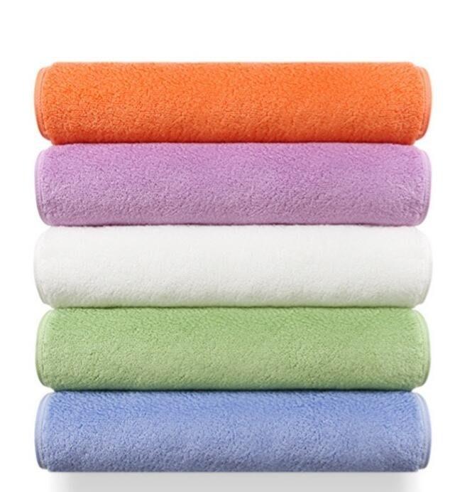 最生活小米毛巾純棉洗臉成人家用柔軟吸水洗澡速干男女全棉面巾帕