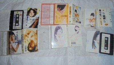 蘇慧倫 三張卡帶錄音帶合售含歌詞 寂寞喧嘩,鴨子,LEMON TREE檸檬樹 不分售