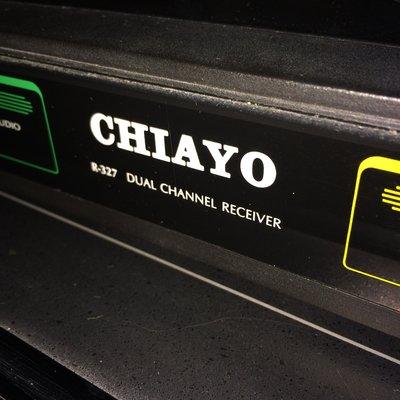 嘉友 CHIAYO|R-327 無線麥克風系統
