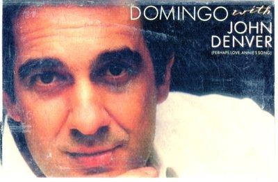意棧的收藏品 PLACIDO DOMINGO with JOHN DENVER / Perhaps Love