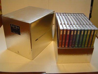【SEIKO 松田聖子 1980~1995 精選輯 / 11枚BOX / 通信販售CD】完全限量生產限定盤 第一版絕版品