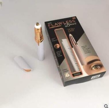 flawless brows 電動修眉器 修眉刀 脫毛機 鐳射剃毛機