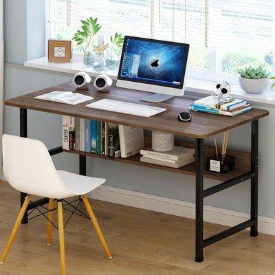 電腦桌 電腦桌臺式家用辦公桌子臥室書桌...