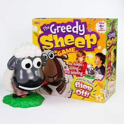 大安殿桌遊 免運 The Greedy Sheep 喀啦喀拉貪吃羊 派對遊戲 正版益智桌上遊戲