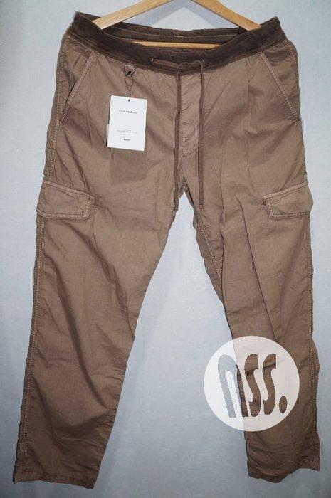 特價「NSS』SOPHNET WAIST RIB EASY IN POCKET CARGO PANT 洗舊工作褲 M