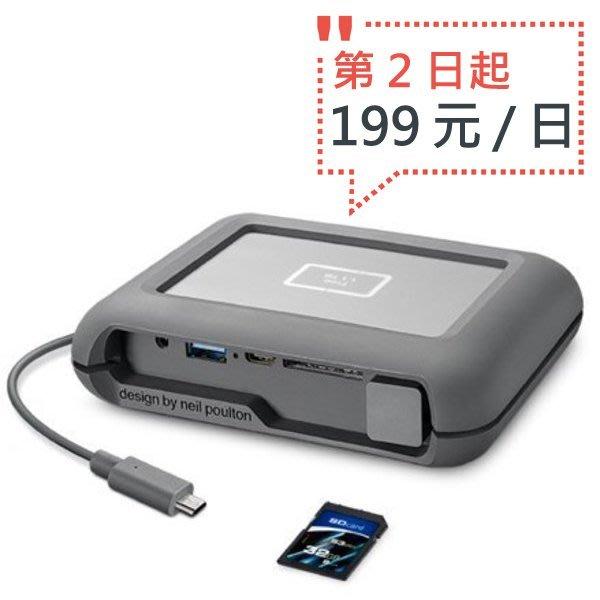 【台北出租】DJI Copilot USB3.1 2TB 2.5吋行動硬碟【第二天起租金199元/日】【Z0024】