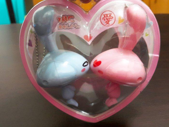 兔子 情侶 娃娃 吊飾 另有 小熊維尼 12星座 小豬 依唷 跳跳虎 立體 磁鐵 擺飾 擺件 紀念品 生日 禮物
