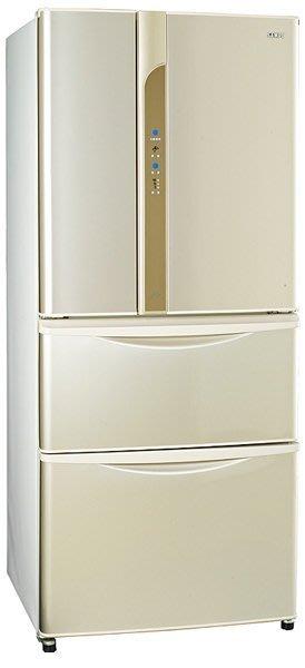 議價最便宜:SAMPO聲寶【SR-LW56DD(Y1)】560L 變頻一級冰箱(限區免運)另售SR-NW56PI(B3)