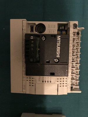 三菱PLC FX3G-24MT/ES-A