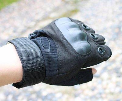 全新  歐克利 OAKLEY 特警 騎行手套 操作手套 半指戰術手套 H30