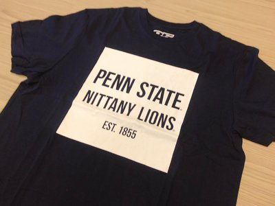 JFK e5 賓夕法尼亞州立大學 Pennsylvania State University size:M NCAA